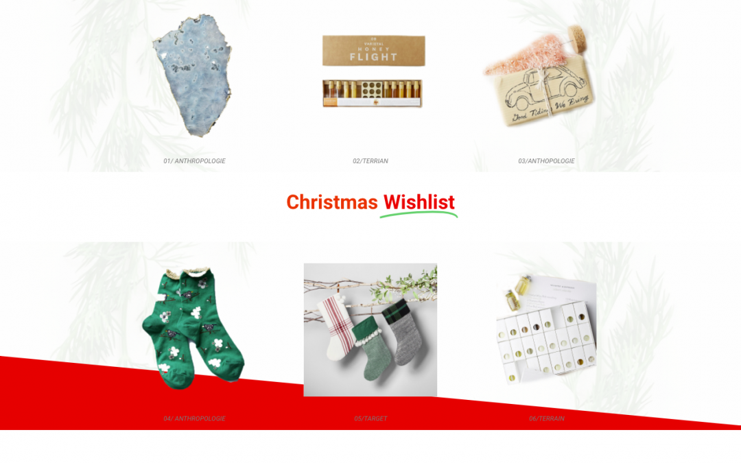 Elementor Christmas Wish List Free Download
